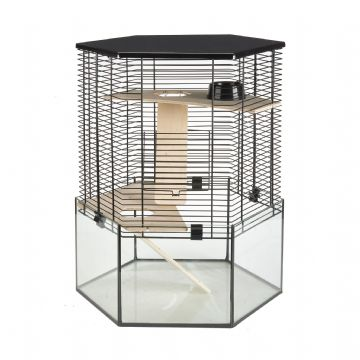 Hexo Hamster Cage